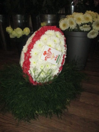 Welsh Rugby Ball